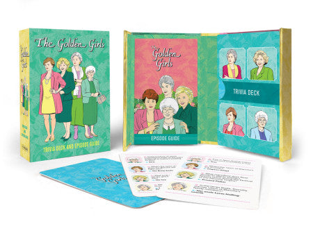 The Golden Girls: Trivia Deck and Episode Guide