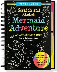Scratch & Sketch - Mermaid Adventures