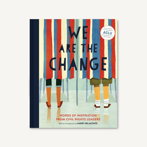 We Are The Change Book