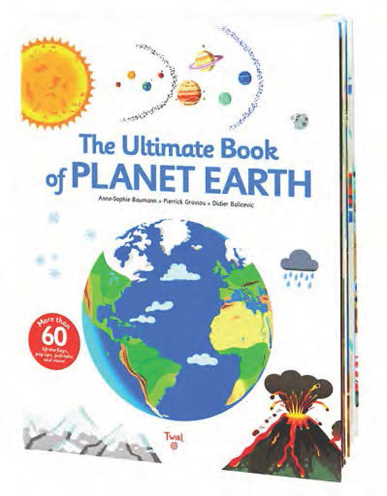 Ultimate Book of Planet Earth
