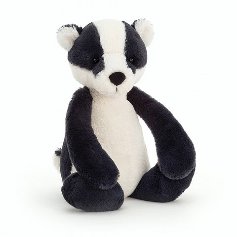 Jellycat - Bashful Badger Medium