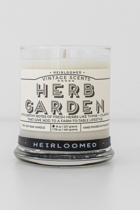 Heirloomed Candle