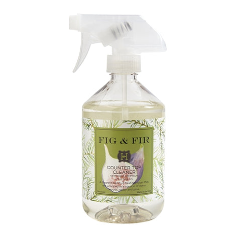 Hillhouse Naturals - Fig & Fir Counter Cleaner