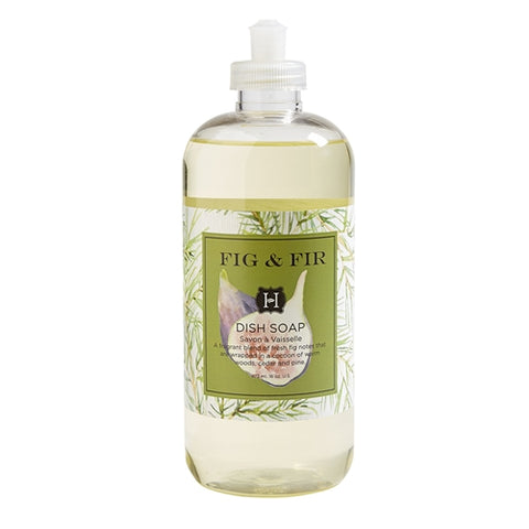 Hillhouse Naturals - Fig & Fir Dish Soap