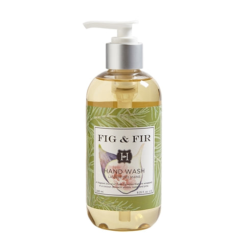 Hillhouse Naturals - Fig & Fir Hand Wash