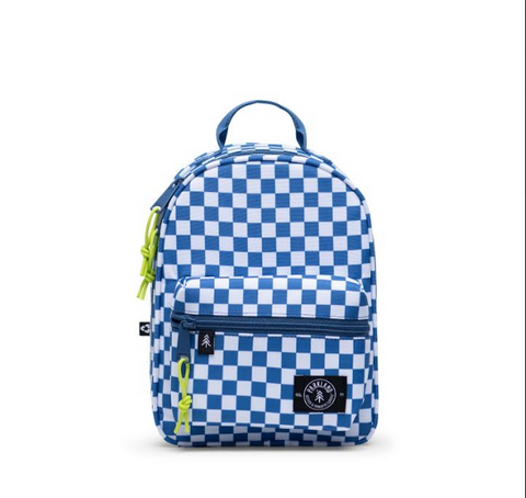 Rodeo Lunch Bag - Checker Horizon