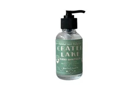 Good & Well Supply Co. - Crater Lake Hand Sanitizer