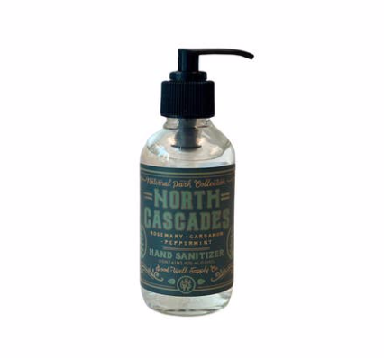 Good & Well Supply Co. - North Cascades Hand Sanitizer