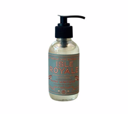 Good & Well Supply Co. - Isle Royale Hand Sanitizer
