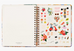 Rifle Paper 2021 17-Month Hardcover Spiral Planner - Luisa