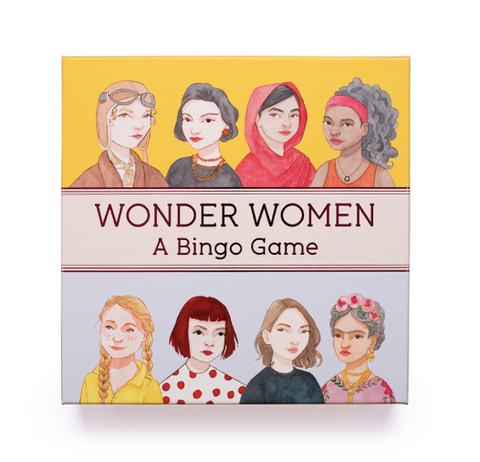 Wonder Women - A Bingo Game