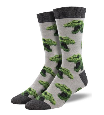 Socksmith Men's Sock - Rex Your Muscles