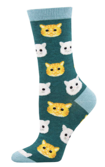 Socksmith Women's Sock - Feline Good