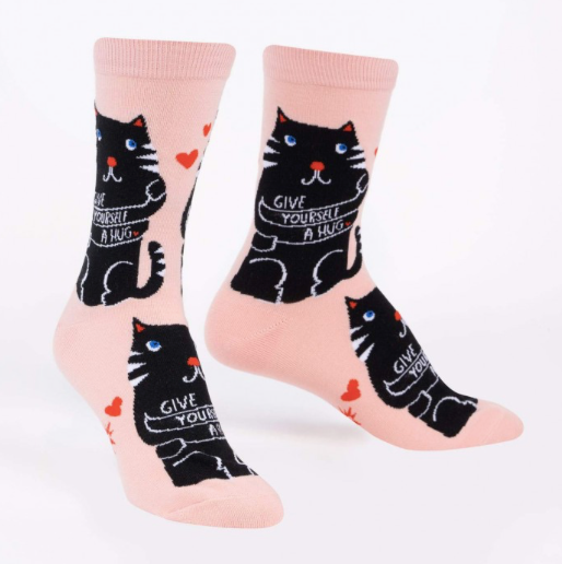 Sock It To Me Women's Socks - Love Yourself