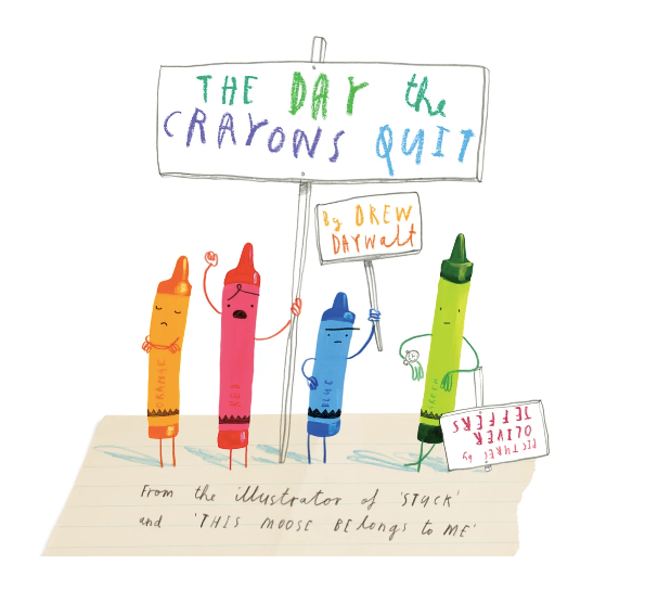 Merry Makers - The Day the Crayons Quit