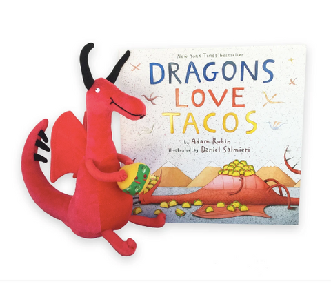 Merry Makers - Dragons Love Tacos