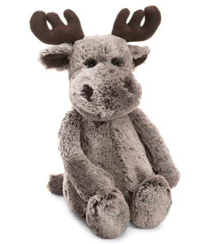 Jellycat - Bashful Marty Moose - Medium