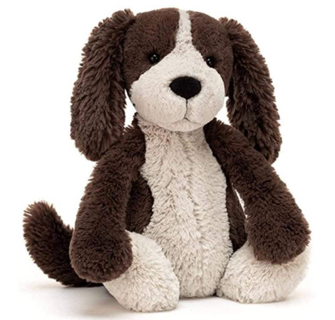 Jellycat - Bashful Fudge Puppy - Small