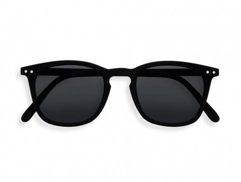 Izipizi Sunglasses - #E Shape - Black