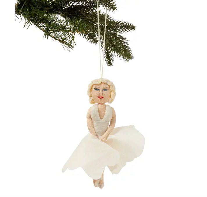 Ornament - Marilyn Monroe