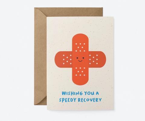 Graphic Factory Card - Speedy Recovery