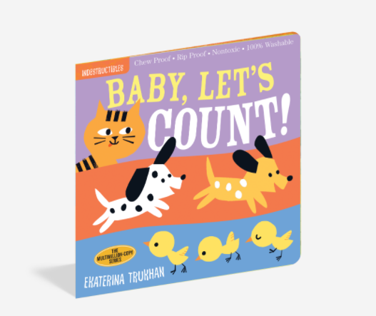 Indestructibles: Baby, Let's Count!