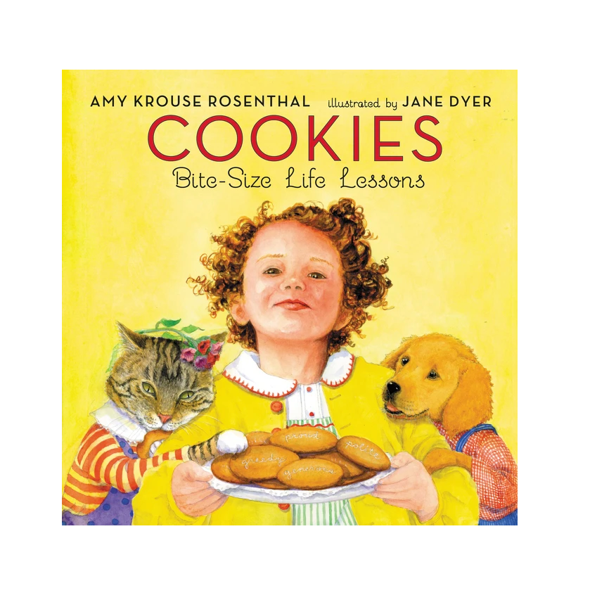 Cookies: Bite-Size Life Lessons Board Book