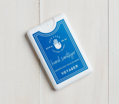 Mersea Pocket Hand Sanitizer - Voyager