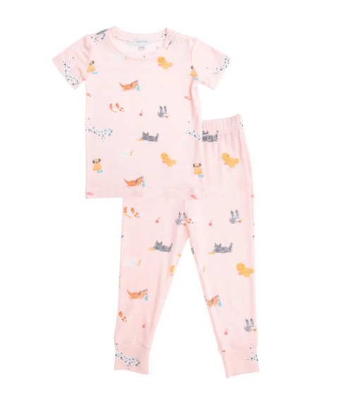 Angel Dear Lounge Wear Set - Pink Puppy Play