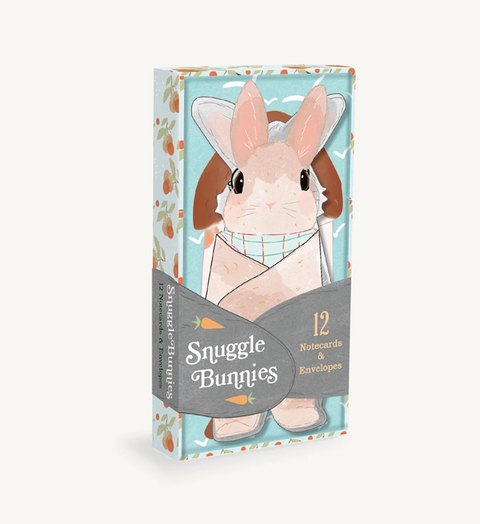 Snuggle Bunnies Cards & Envelopes