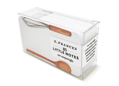 E. Frances Paper - Little Notes - Whiskey Business