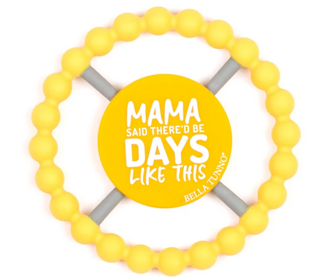 Bella Tunno Teether - Mama Said
