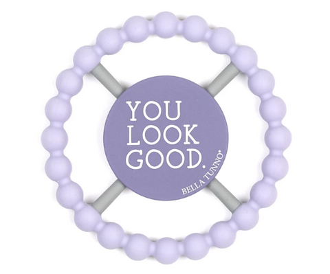 Bella Tunno Teether - You Look Good
