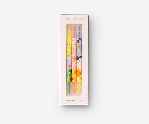 Rifle Paper Co. Highlighter Set - Marguerite