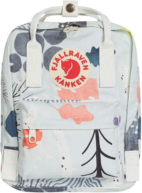 Kanken Art Mini Backpack - Birch Forest