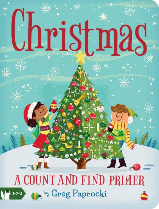 Christmas: A Count & Find Primer