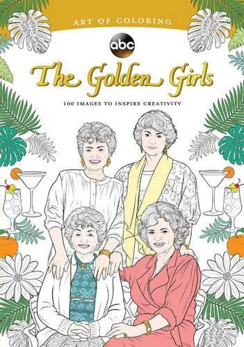 Art of Coloring - The Golden Girls