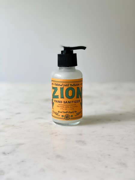 Good & Well Supply Co. - Zion Hand Sanitizer