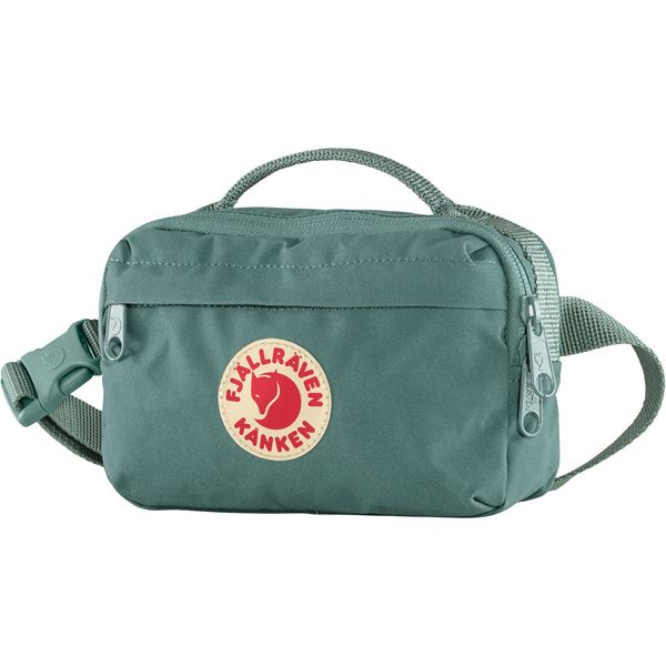 Kanken Hip Pack - Frost Green