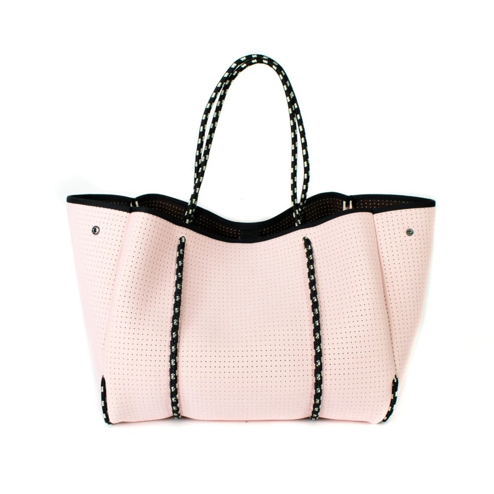 Neoprene Tote - Pretty in Pink II
