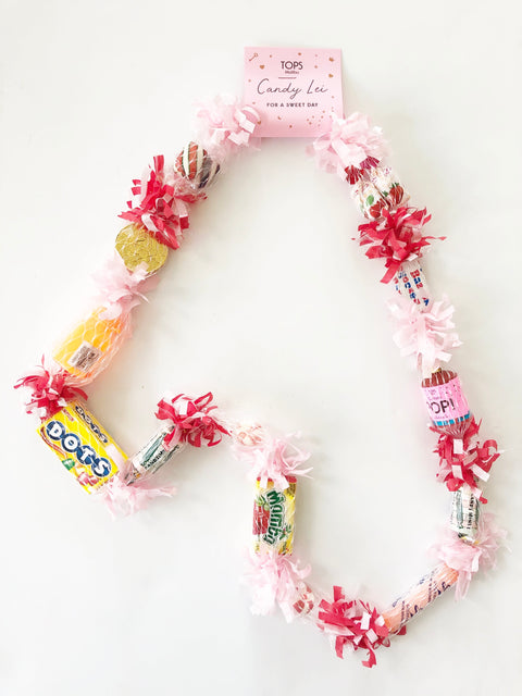 Candy Lei For A Sweet Day