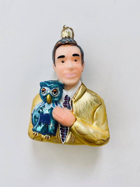 Ornament - Mister Rogers