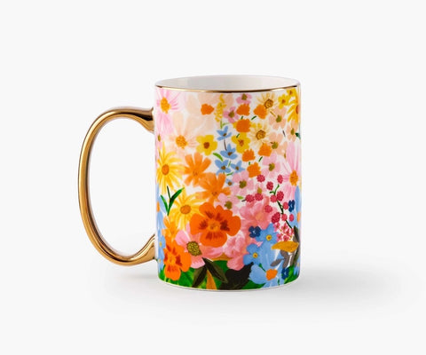 Rifle Paper Co. Porcelain Mug - Marguerite