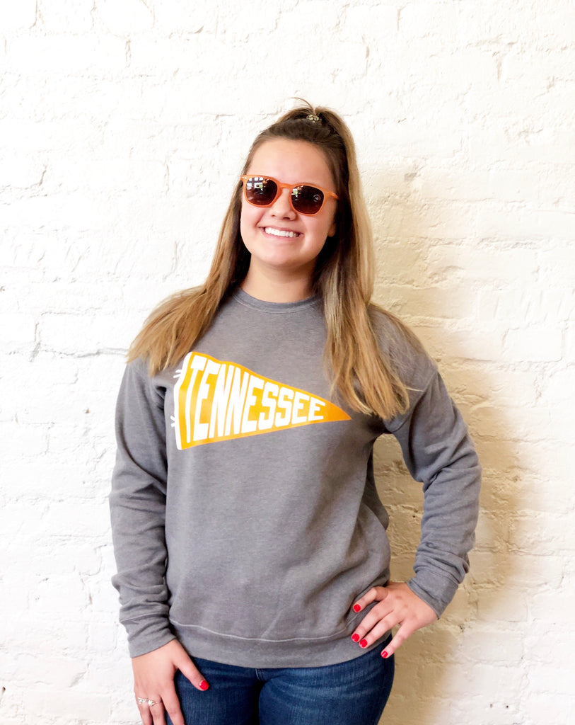 Tennessee Scholar Crewneck Pullover