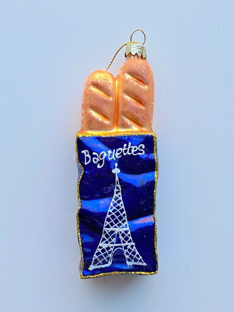 Ornament - French Baguette
