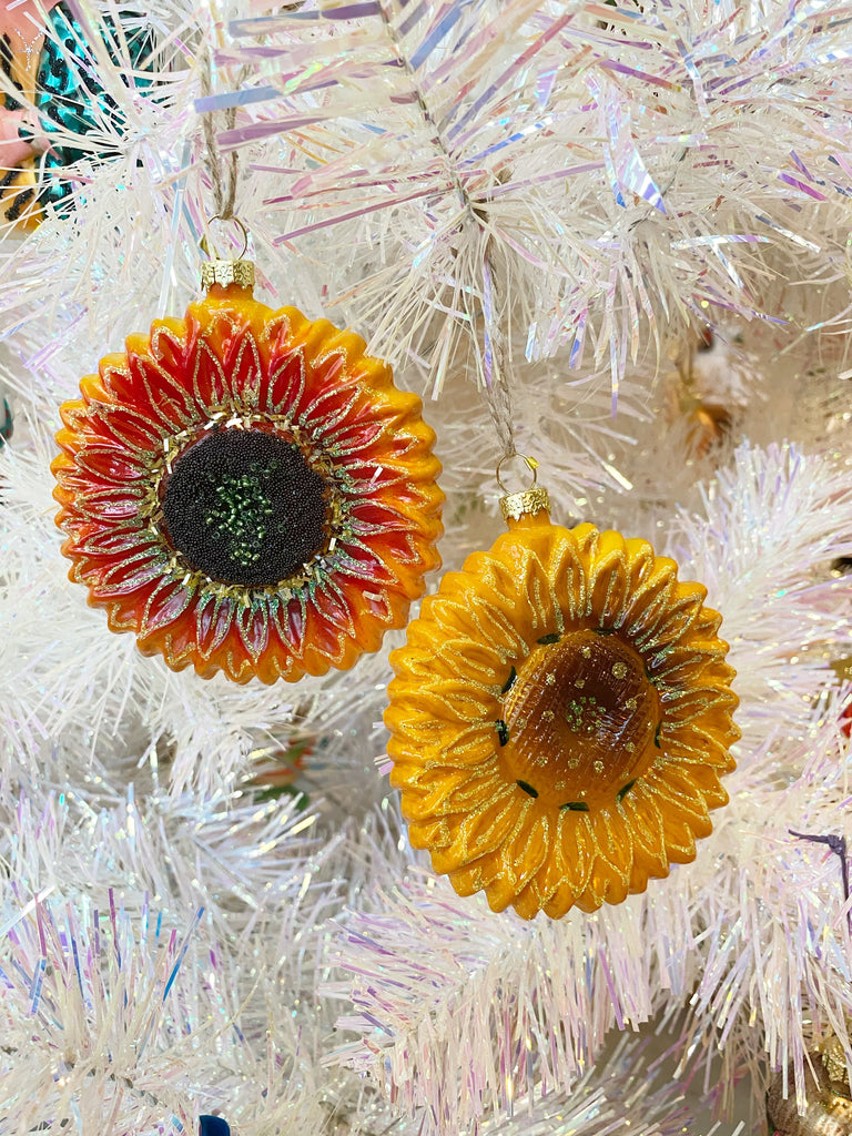 Ornament - Sunflower