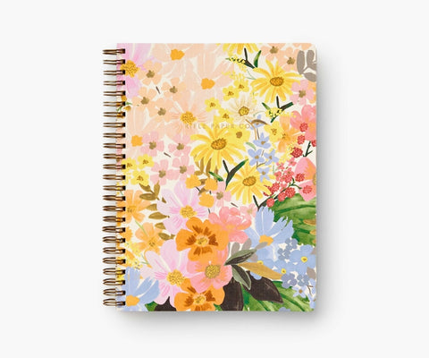 Rifle Paper Co. Spiral Notebook - Marguerite