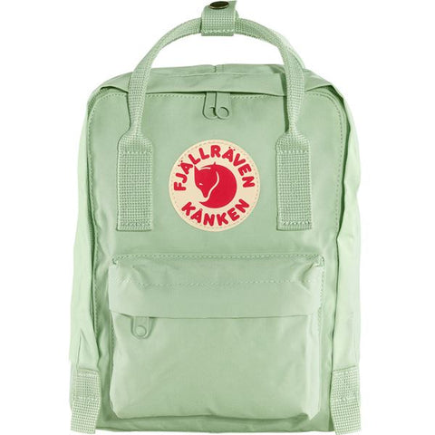 Kanken Mini Backpack - Mint Green