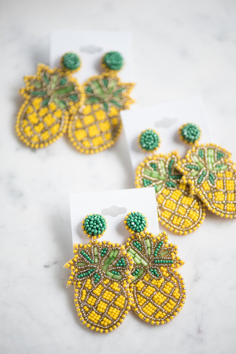 Vendue Earrings