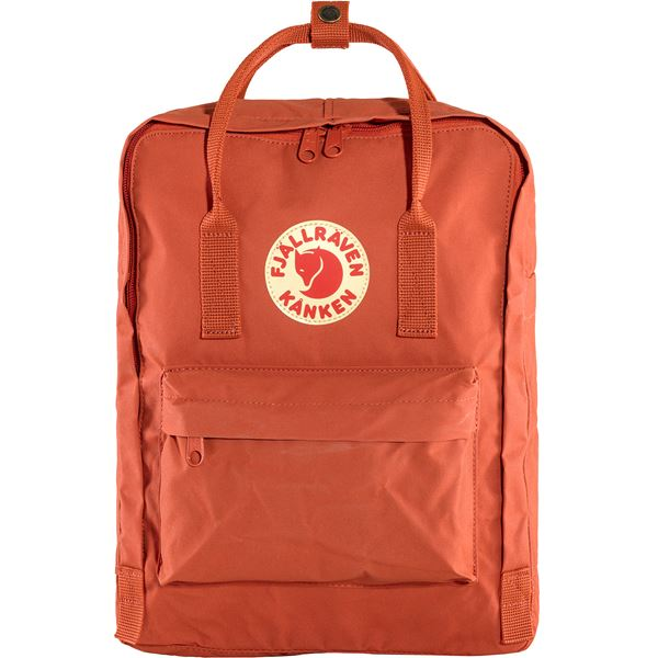 Kanken Backpack - Rowan Red